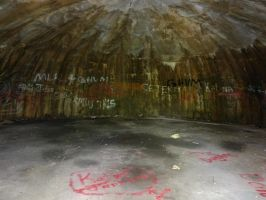 TNT Area - Interior of First TNT Dome by Sneas