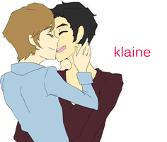 klaineeee by coolzaku