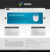 Web Design #2 by Fr1X