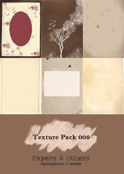Texture Pack 09 [Paper and Others] by belle-liberte