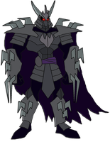 The Shredder - My version by Inkheart7