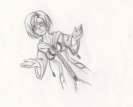 Xion sketch by Kimbs