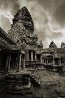 Angkor Wat by stinebamse
