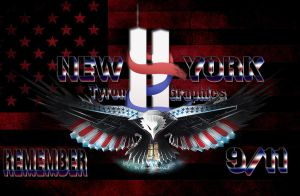 NEW  YORK REMEMBER 9/11 by mademyown