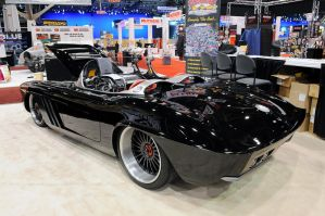 SEMA Chevrolet Corvette C1-RS by TheCarloos