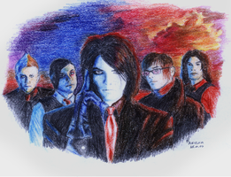 My Chemical Romance by greatunknown