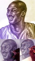 Kobe Bryant by EddieHolly