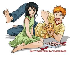 Bleach Valentine by mousingerz