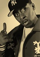 Pete Rock by helenesse