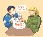Here's to 2016 Metroid! by LegendarySwordsman