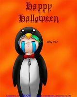 Touya's Halloween by Samys-Paintbrush