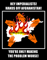 Hands off Afghanistan by Atamolos