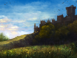 Town of Oren by Sapphire8039