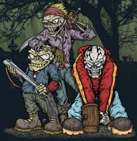 Skully Brothers Colored by vicrosman