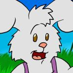 Bunny and Bear - Welcome to Forestville! by JWthaMajestic