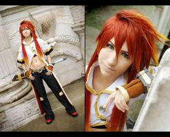 Luke Fon Fabre Cosplay by kaiser-mony