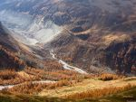 Alps in autumn by Sellebride