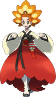 Gym Leader Karmin by NachtBeirmann