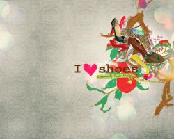 I love SHOES by Dnized