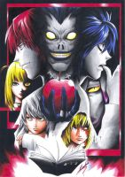 Death Note by L-artmaker