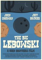 The Big Lebowski Poster by W0op-W0op