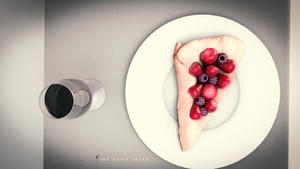 Tripple Berry Tart by philphilos