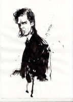 Quick NIck Cave by GaryAlfordArt