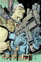 Cable Color by deankotz