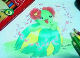 Sweet Scent from Bellossom by mypokeart