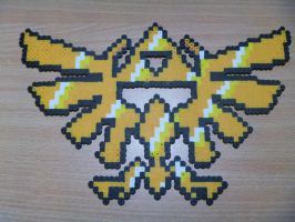 Hylian Crest by DisasterExe