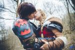 A viking romance by Lily-on-the-moon