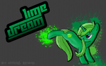 Fighting is Magic - Lime Dream by LimeDreaming