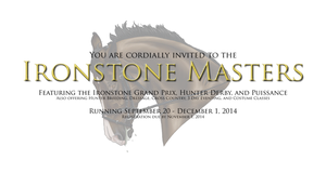 Ironstone Masters Invitation - EXTENDED by dyatori