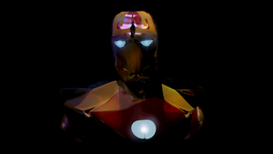 Ironman Suit Bust (2) by Gman20999
