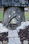 Fairy Gnome House by FairieGoodMother
