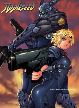 Appleseed by DarkerEve