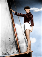 Sailing with Audrey by MissyLynne