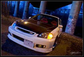 Civic HB Type R by Civictron