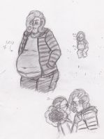 Hey Remember when I drew Roosevelt Fat by CupcakeFantasy19