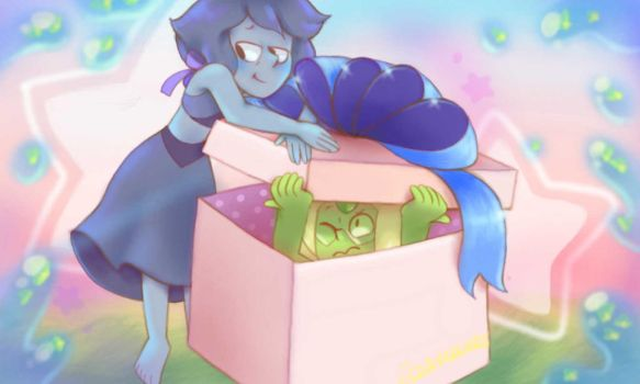 What is this lapidot you speak of by Daycolors