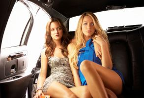 Blake Lively and Leighton Meester: Hypno-Slaves by hypnospects