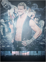 Dolph Ziggler by KayGeeDee