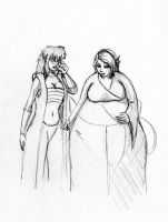Ateits and Roah by LordAltros