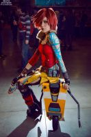 My favourite Claptrap by FieryVeela