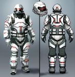 Syndicate Reactive armor by bumhand