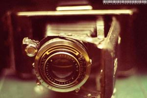 Vintage Film Camera by carloloy