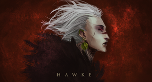 Lady Hawke by Banished-shadow