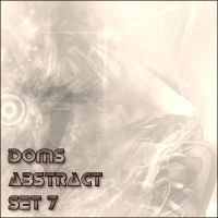 doms abstract set 7 by lildom