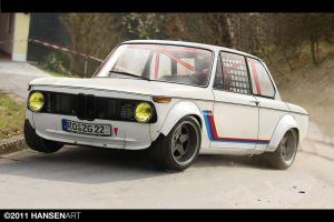 BMW 2002 by ilPoli