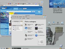 Mac OS X GUIR v1.9 by Fizical